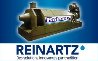 Découvrir les presses à huile Reinartz.
