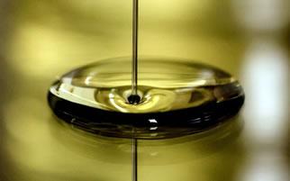 Vente d'huile de colza brute.